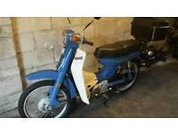 Yamaha v50 cc rare classic