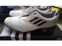 Adidas Adizero Golf Shoes - Size 8
