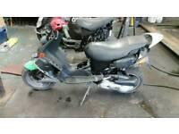 Speedfight 100cc project moped . Not 50cc 70cc scooter aerox sym lexmoto piaggio