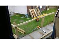 Fencing & repairs/handyman