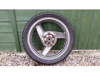 Kawasaki GPZ500 Rear Wheel