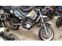 CCM 604E Supermoto 2001 not R30 Dual Sport