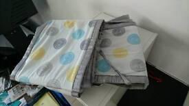Cot/cotbed air wraps