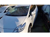 PCO Car Hire: Toyota Hybrid Cars: Prius/Auris Estate : £200/wk