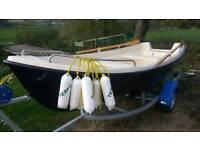 Alpha boat 4.3m (14.1ft)