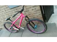 Commencal absolut x4 jump park bike