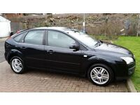 2005 Ford Focus 1.8 TDCi Ghia 5dr Service History HPI Clear @ 07445775115 @ 07725982426@