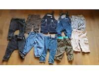 6-9 month boy's clothes bundle.