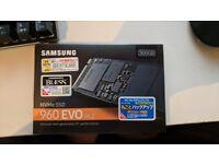 Samsung 960 EVO m.2 500GB (Brand New - Never Used)