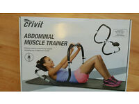 Crivit abdominal muscle trainer EXCELLENT COND. in the box