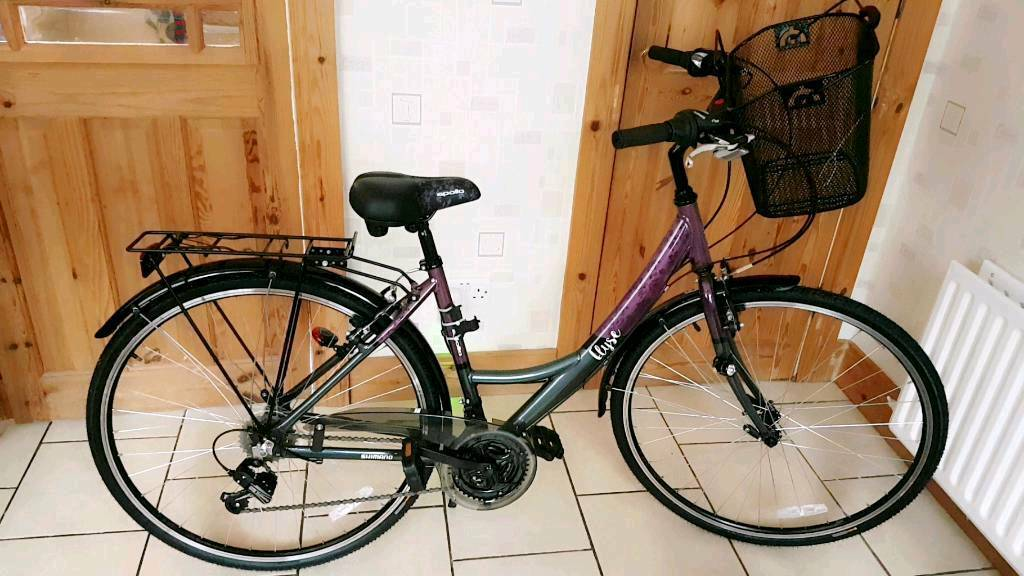 Apollo Elyse Womens Hybrid Bike In Armagh County Armagh Gumtree
