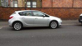 NEW SHAPE VAUXHALL ASTRA 2010 1.6 ALLOYS QUICK SALE