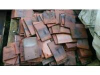 Antique Clay shingle roof tiles £45!!!