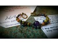Astras Gemstone Jewellery zodiac precious stone bracelets