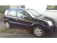 Ford Fusion 1.4 petrol 2004 4 months MOT