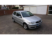 VW Polo, 2001, 1 Ltr, Petrol, Manual. Low Mileage