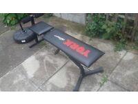 *BARGAIN* York fitness bench