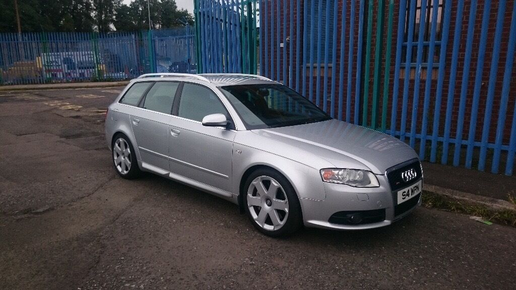 audi s4 quattro avant b7 manual 4 2 v8 344bhp in newtownabbey county antrim gumtree. Black Bedroom Furniture Sets. Home Design Ideas