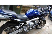 Yamaha FZ6 Fazer S2 - quick sale