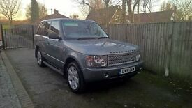 Range Rover 4.4 V8 + LPG Excellent condition + lots of extras