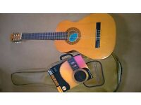 Acoustic beginners guitar