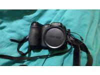 Fuji Film Finepix s1000fd digital camera