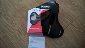 Wittkop medicus saddle with gel with the perfect fit brand new