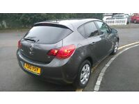 2010 VAUXHALL ASTRA J AUTO 1.6 AUTOMATIC ( not corsa,polo,fiesta,micra,focus,golf,peugeot,a3,bmw