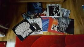 1980's vinyl albums