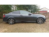 Mercedes Benz C Class AMG Sport Plus (Coupe). Great condition & well looked after. Genuine sale.