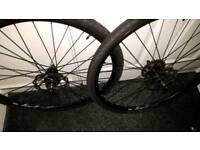 Mavic xm319 29er wheel set
