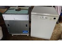 2 Dishwashers (£30 each)