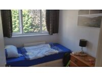 Single room to let in a shared 3-bedroom house in East London, close Canary Wharf (DLR - Jubilee)