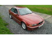 BMW 520 i (2.0 manual) .... Long Mot