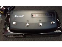 MARSHALL MG SERIES FULLY PROGRAMMABLE FOOT CONTROLLER MG4 90008