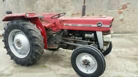 1968 massey ferguson 135 original we tractor