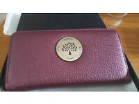 Mulberry style purse