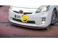 Toyota Prius Front Bumper LOWER Lip