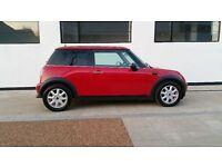 2002 | Mini One 1.4 Automatic | Tinted Windows | Half Leather | Cheap Insurance