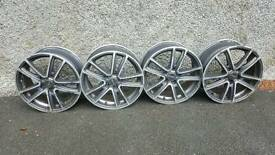 4 FOX ALLOYS 16""