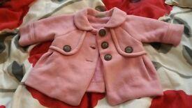 Winter baby girl wear