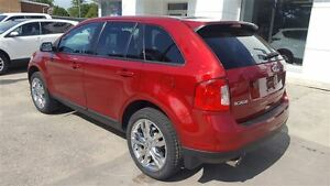 2013 Ford Edge SEL FWD | Local Trade | Panoramic Roof Kitchener / Waterloo Kitchener Area image 9