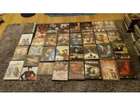 Various CDs from - £0.50 DVDs from - £1