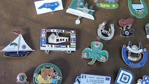 Reduced: Lots of Lion's Club Pins Kitchener / Waterloo Kitchener Area image 2