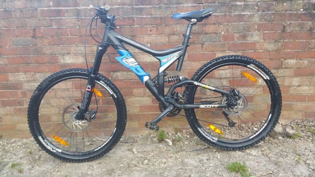 Scott Nitrous 30 Mountain Bike Good Condition In Oakwood