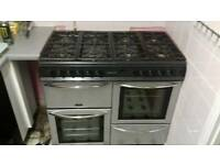 Belling 8 hob gas cooker