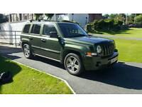 Jeep patriot 2.0 diesel limited
