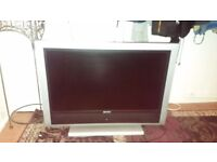 32inch acoustic solutions tv for sale