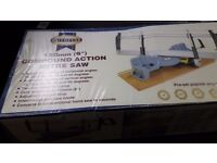 Faithfull Compound Action Mitre Saw 150mm (6-inch)