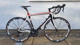 Carbon road bike